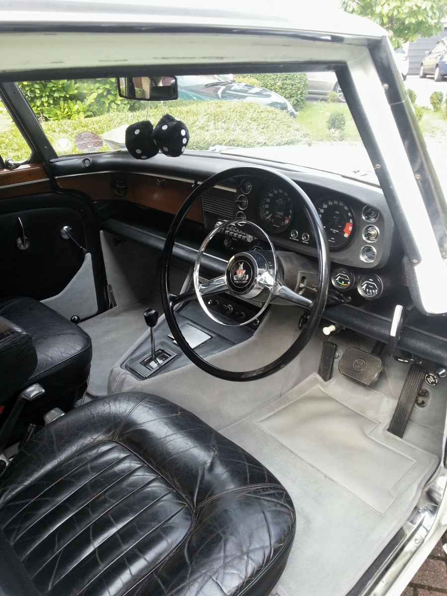 1972 Rover P5B Coupé - recently restored For Sale (picture 5 of 6)