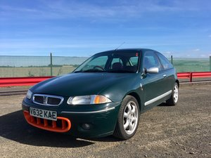 1999 Rover 200 BRM For Sale by Auction