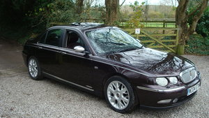 Picture of 2000 Rover 75 2.5 V6 Connoisseur SE SOLD