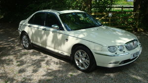2000 Rover 75 2.5 V6 Connoisseur ( Manual)