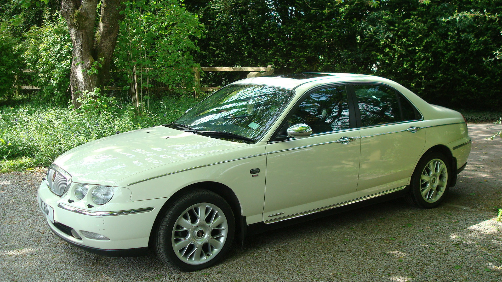 2000 Rover 75 2.5 V6 Connoisseur ( Manual) SOLD (picture 2 of 6)
