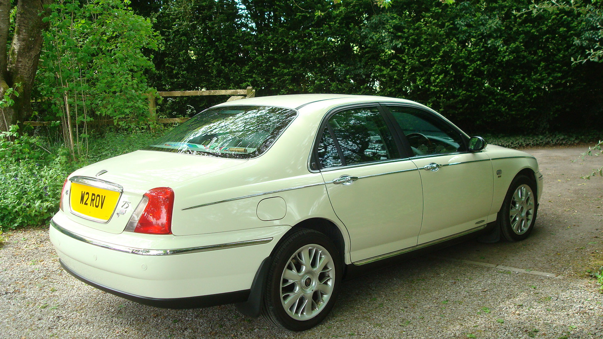 Rover 75 (1999 - 2005) used car review | Car review | RAC ...