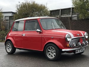 1991 Mini Cooper, Very Low Mileage Genuine