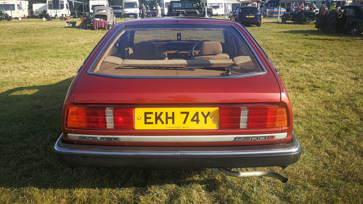 1982 Rover SD1 2300S. 45,000 Genuine Miles. For Sale (picture 4 of 6)