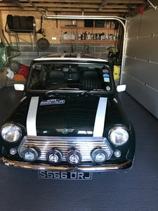 1998 Rover Mini Cooper Sport LE 1 of only23 Left For Sale