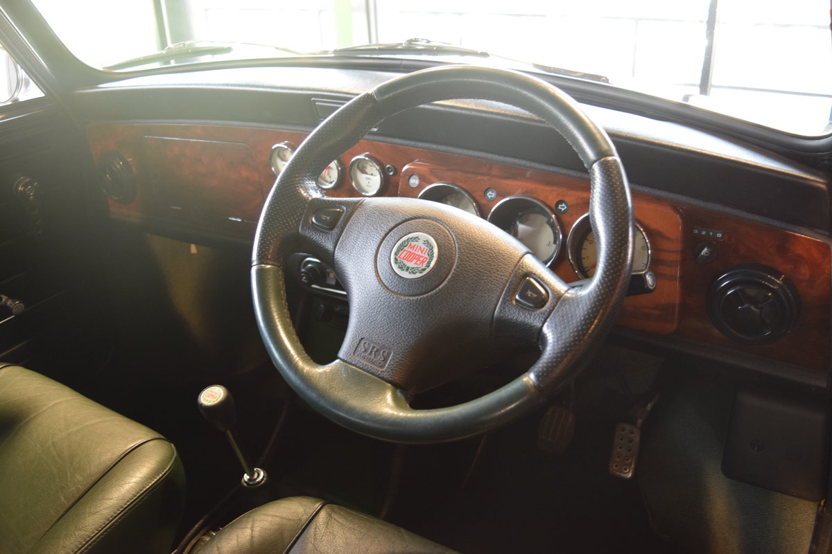1998 Rover Mini Cooper Sport LE 1 of only23 Left For Sale (picture 2 of 6)
