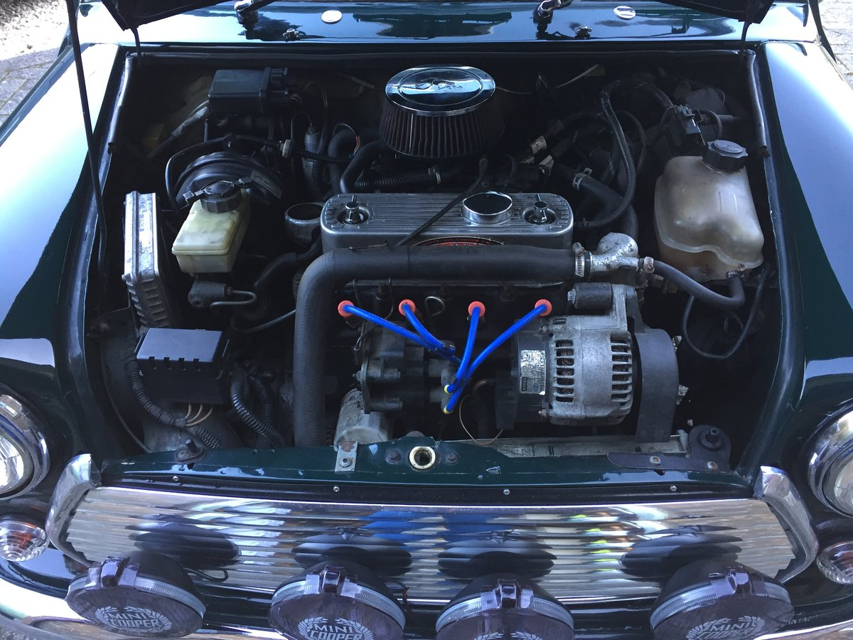 1998 Rover Mini Cooper Sport LE 1 of only23 Left For Sale (picture 4 of 6)