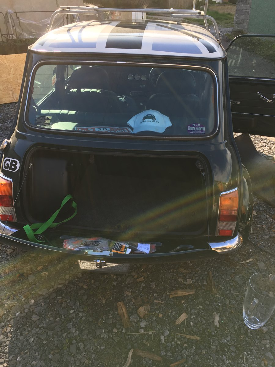1998 Rover Mini Cooper Sport LE 1 of only23 Left For Sale (picture 5 of 6)