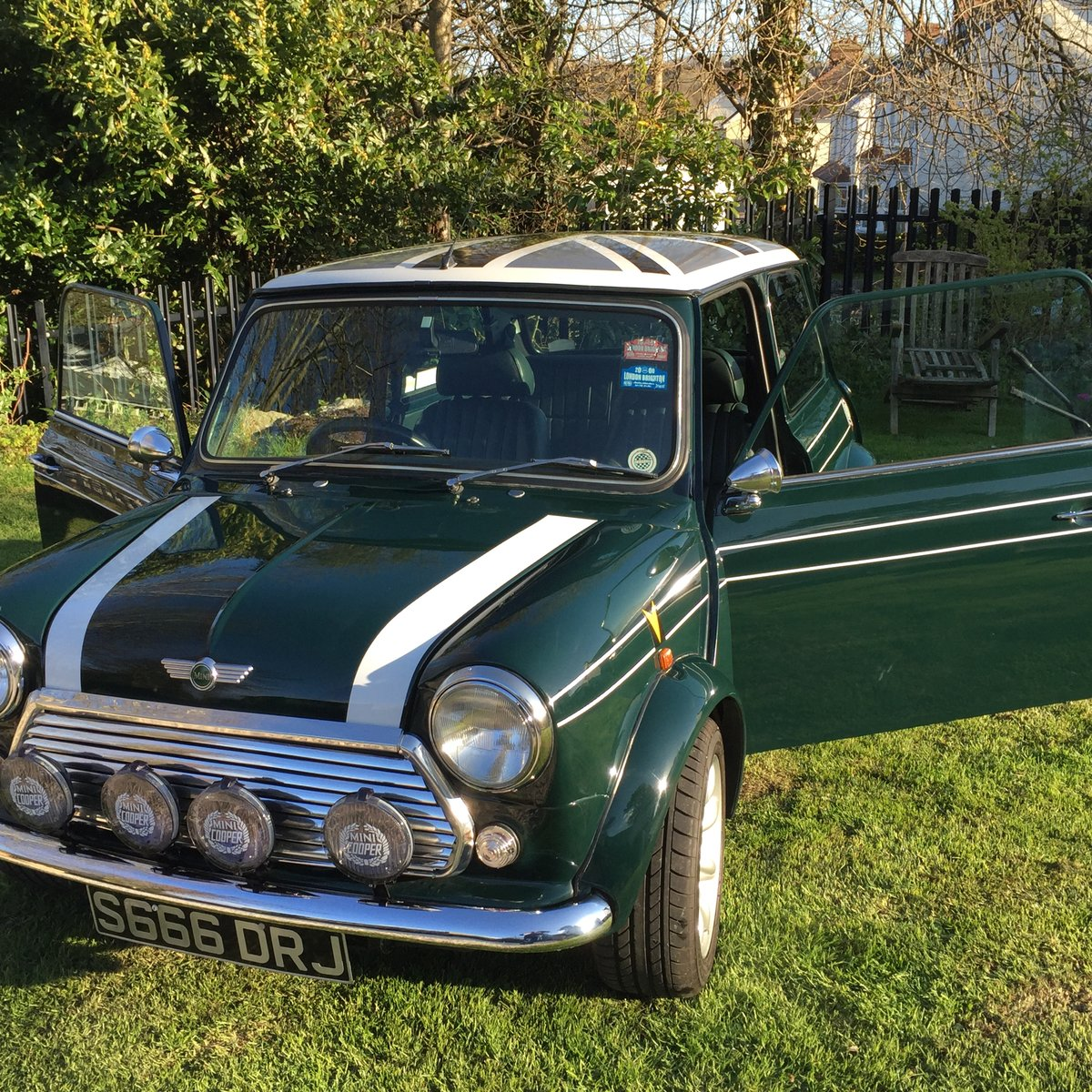 1998 Rover Mini Cooper Sport LE 1 of only23 Left For Sale (picture 3 of 6)