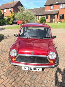 1995 Mini Rover Sprite, 1.3L, only two owners from new