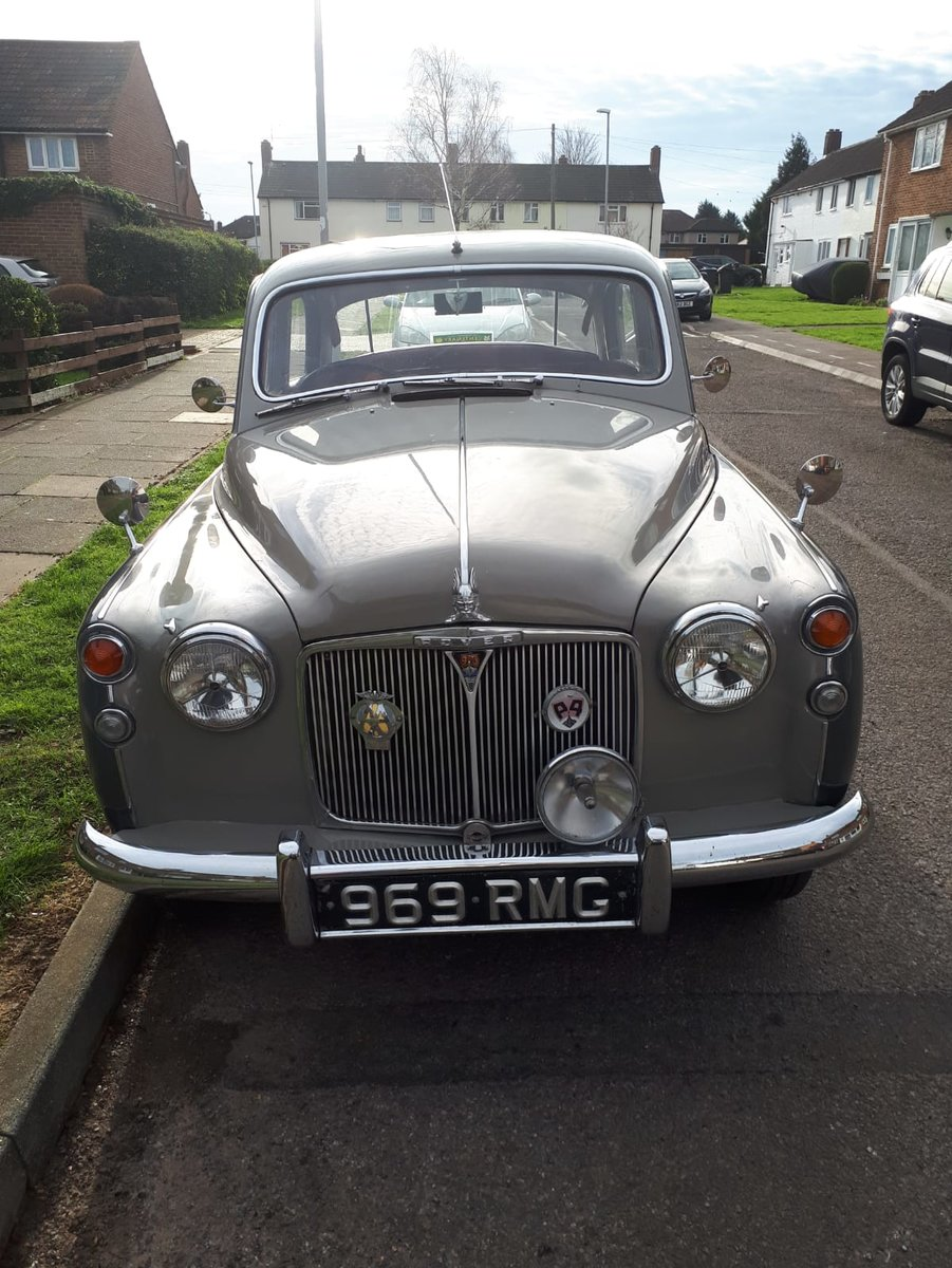1958 Rover P4 90  For Sale (picture 1 of 6)