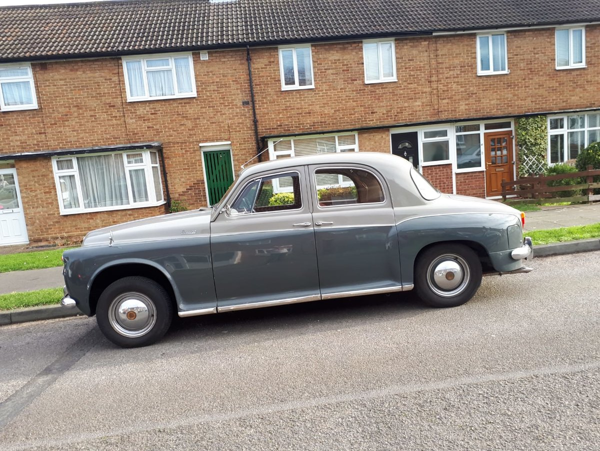 1958 Rover P4 90  For Sale (picture 3 of 6)
