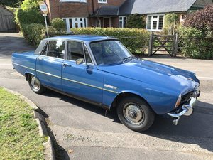 1973 Rover P6 2000 TC at ACA 2nd November For Sale