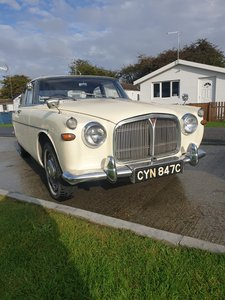 Rover P5 Coupe Great British Classic