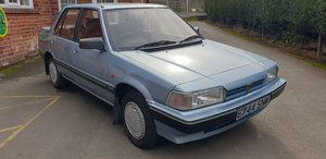 *NOVEMBER AUCTION* 1987 Rover 213 S For Sale by Auction