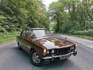 1972 Rover P6 3500 / 3500S