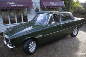 1972 Rover P6 3500S 3.5 RPi Overhauled V8 Manual For Sale