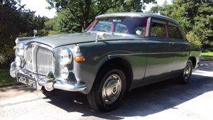 1959 ROVER P5 3 LITRE AUTO ~ RARE MK1 SURVIVOR ~ SMOKE GREY