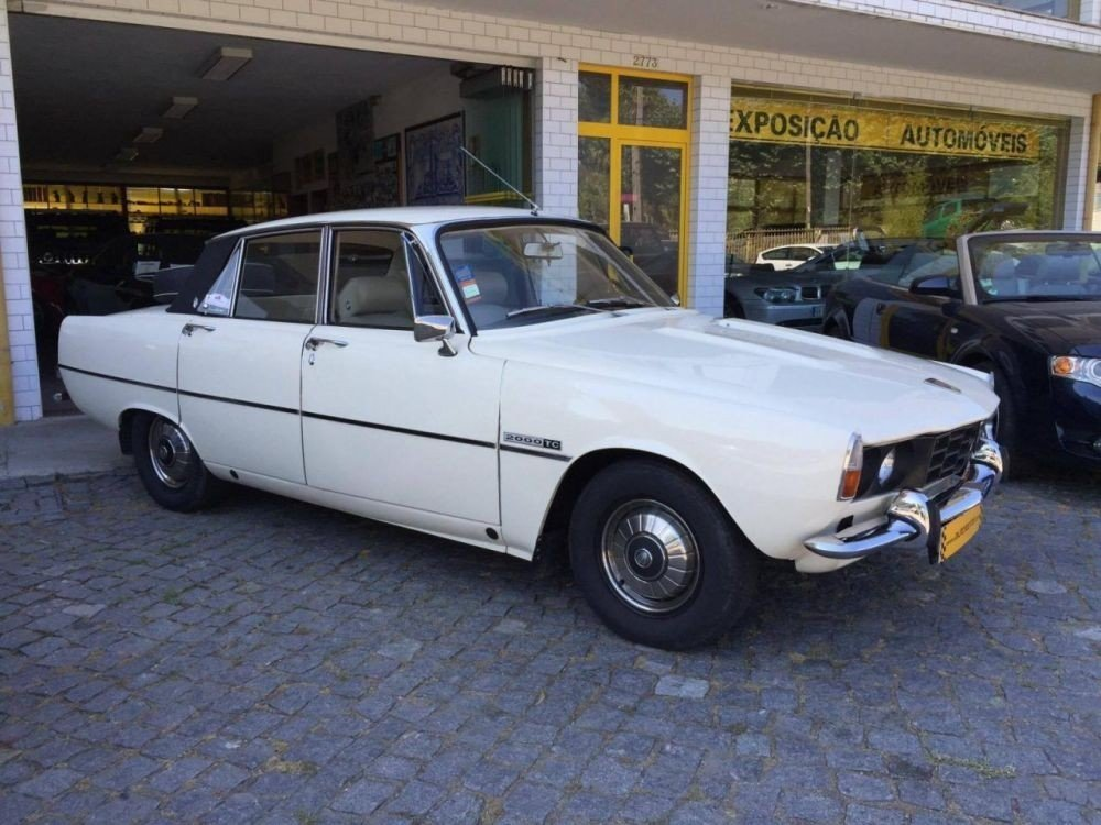 1972 Rover 2000TC For Sale (picture 1 of 6)