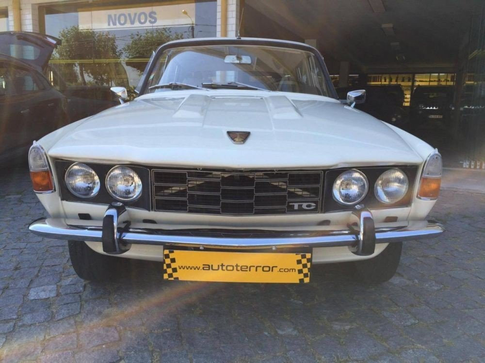 1972 Rover 2000TC For Sale (picture 2 of 6)