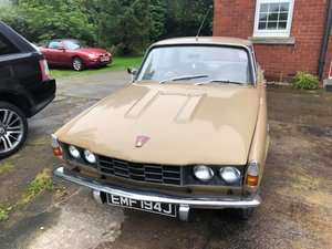 1970 Rover P6 2000SC | Automatic | 58,500 miles For Sale