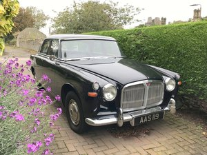 1965 Rover P5 Black Beauty, Only 28k miles. For Sale