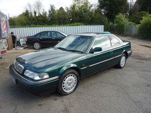 1999 Rover 2.5 V6 sterling coupe Rare