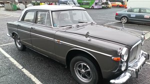 1968 Rover P5b Saloon