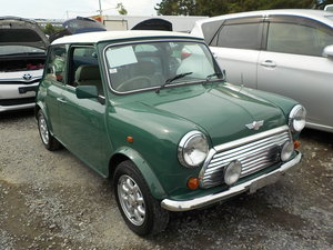 1996 ROVER MINI COOPER 35TH ANNIVERSARY EDITION AUTOMATIC * ONLY  For Sale