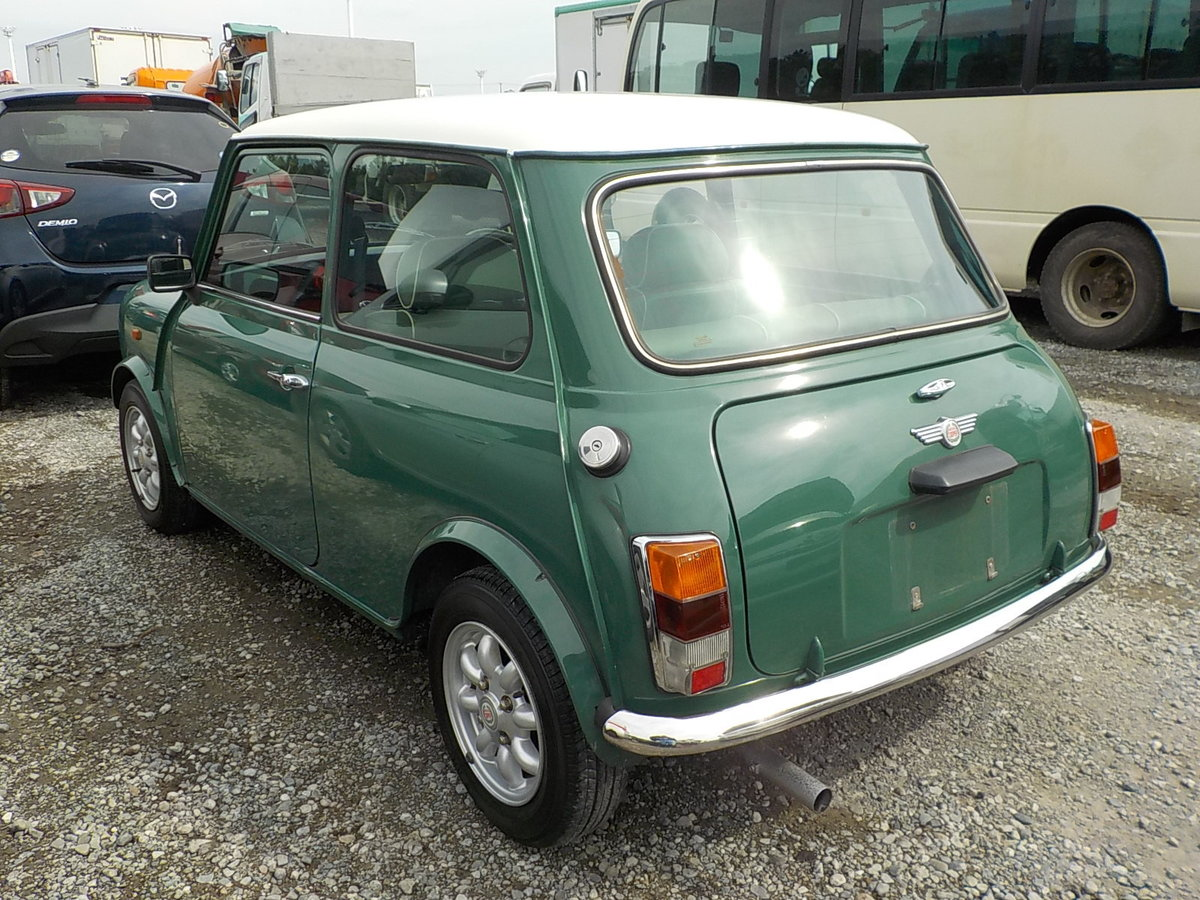 1996 ROVER MINI COOPER 35TH ANNIVERSARY EDITION AUTOMATIC * ONLY  For Sale (picture 2 of 6)