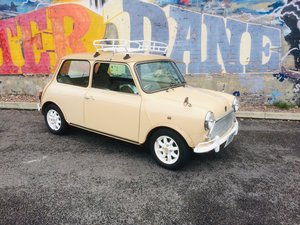 1995 Rover Mini Mayfair Japanese Import Beige For Sale