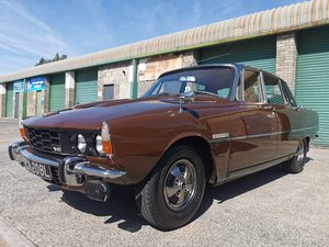 1972 Rover p6b 3500 / 3500s *** never welded***
