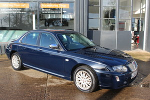 2004 ROVER 75 CONNOISSEUR SE, ONLY 27000 MILES, 1 OWNER For Sale