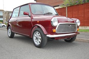 1989 Rover Mini LE - 24 Miles only un-registered For Sale by Auction
