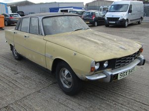 1973 Rover P6 3500 S NO RESERVE at ACA 2nd November  For Sale