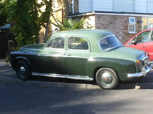 1959 Rover P4 (60)  For Sale