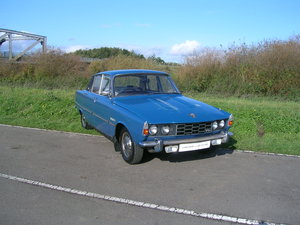 1972 Rover 2000 TC P6  For Sale