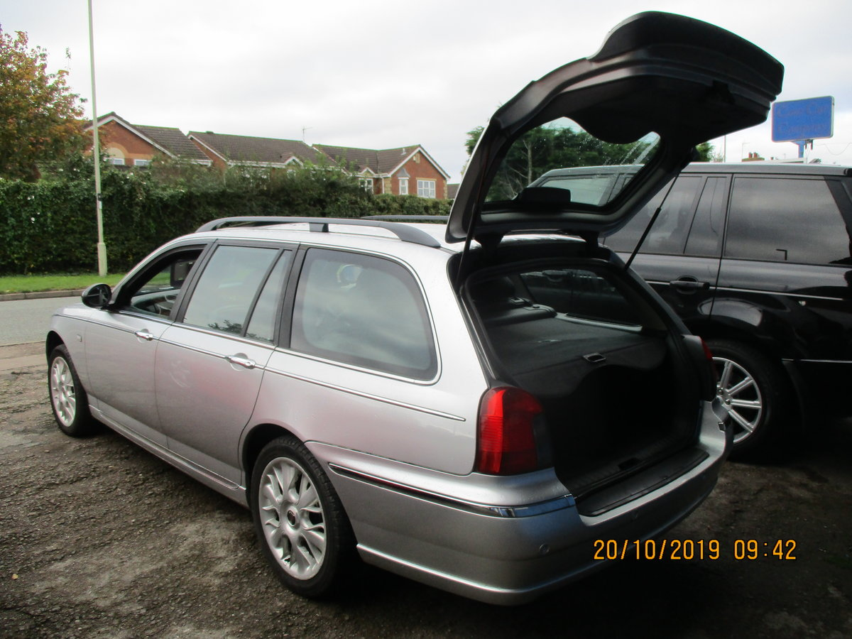 2004 SUPER DRIVER THIS TOURING ROVER 75 DIESEL 04 MAY 28 2021 MOT For Sale (picture 4 of 6)