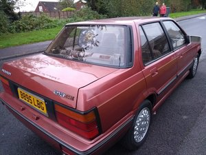 1984 Rover 213 survivor Low mileage SOLD