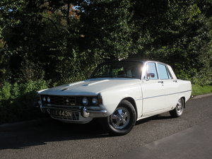 1975 ROVER P6 3500S MANUAL For Sale