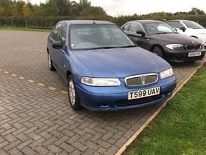 1999 Rover 420 ie 5dr manual t reg