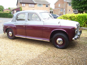 1963 Rover P4  95 For Sale