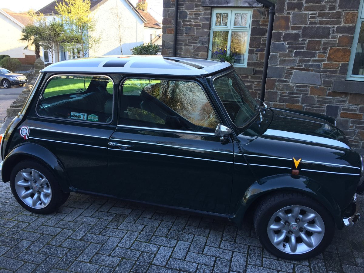 1998 Rover Mini Cooper Sport LE 1 of only23 Left For Sale (picture 6 of 6)