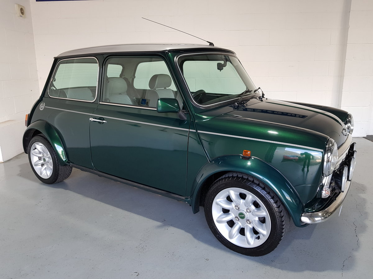 2001 51 Mini 1.3 Cooper Sport 2 Owners  For Sale (picture 2 of 6)