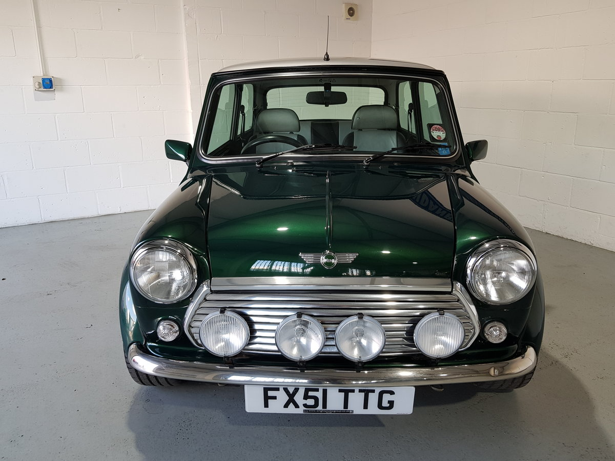 2001 51 Mini 1.3 Cooper Sport 2 Owners  For Sale (picture 3 of 6)