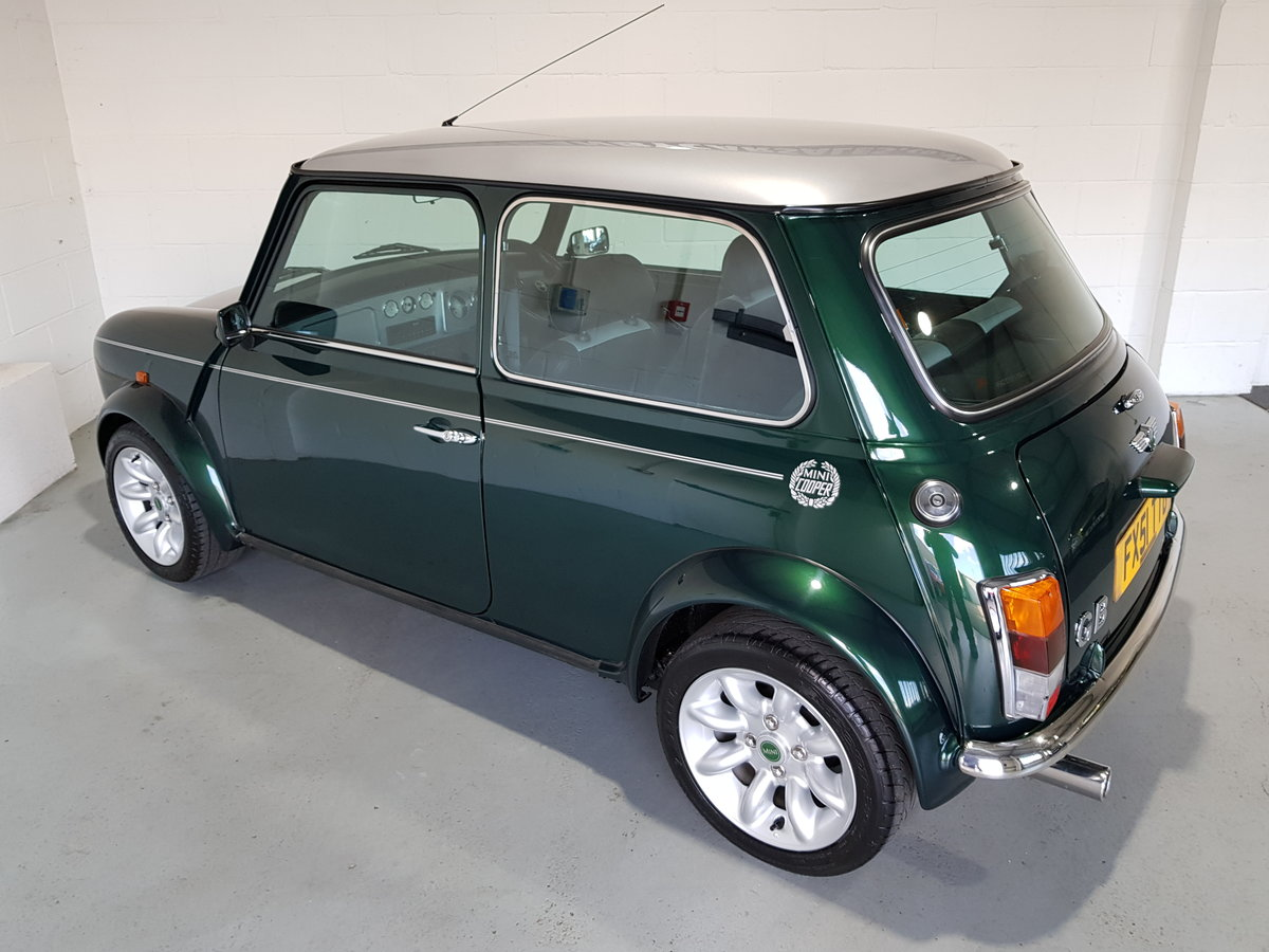 2001 51 Mini 1.3 Cooper Sport 2 Owners  For Sale (picture 4 of 6)