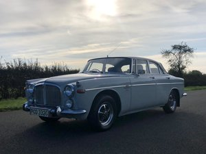 1969 Rover 3.5 P5B Coupe Automatic SOLD