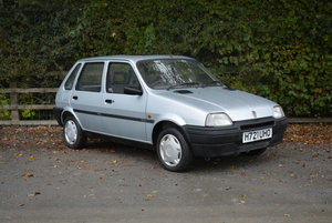 1991 Rover Metro L For Sale by Auction