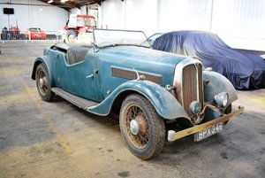 1936 Rover 12 P1 Tourer For Sale by Auction