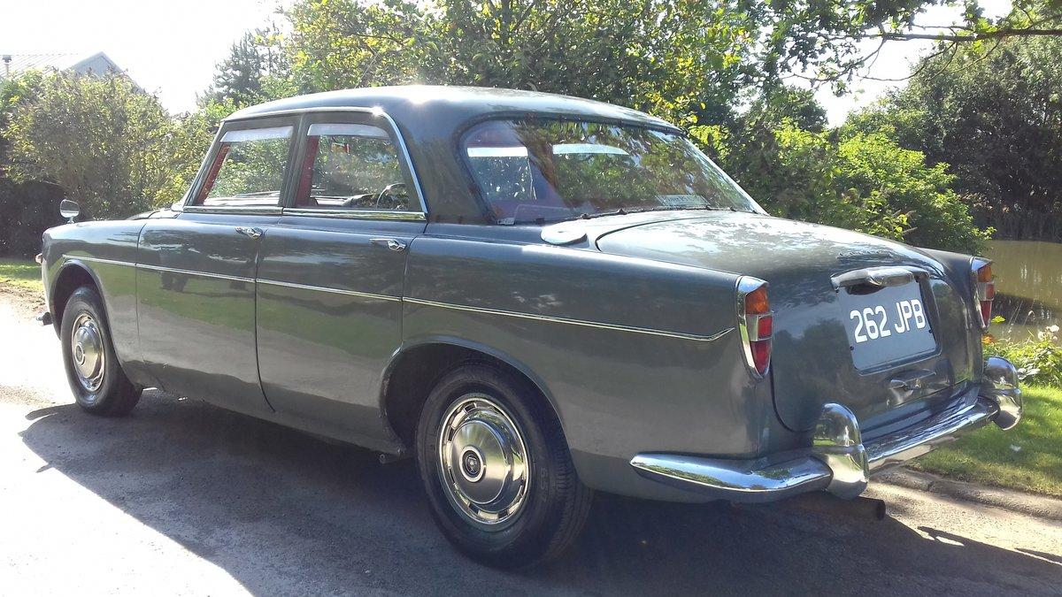 1959 ROVER P5 3 LITRE AUTO ~ RARE MK1 SURVIVOR ~ SMOKE GREY SOLD (picture 3 of 6)